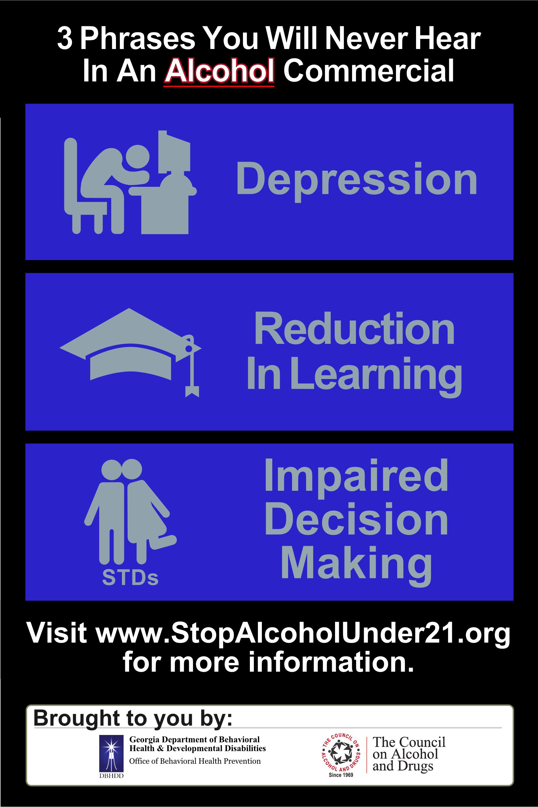 Region 5 | Stop Alcohol Under 21